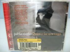 QUINTET FOR NEW TANGO Pablo Ziegler & His Quintet For New Tango, RCA NEW
