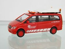 """Herpa 092111 H0 1:87 Mercedes-Benz Vito BF3 """"Riga Mainz"""" NEU in OVP"""