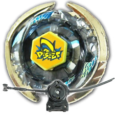 Beyblade Thermal Pisces Metal Fusion 4D BB-57 With LL2 Launcher and Rip Cord