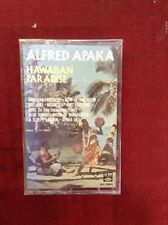 THE BEST OF ALFRED APAKA  MUSIC CASSETTE (BC)