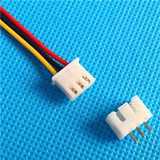 10 Paar Adapterkabel für Lipo 7,4V 2S1P JST/XH Stecker und Buchse