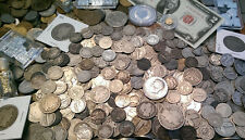 ☆ 100 Coins From Huge Estate Hoard!☆Early US Ancient Roman 1800s 24k GOLD SILVER