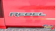 Dodge Ram REBEL Tailgate Decal Emblem Nameplate Mopar OEM