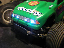 RC LED LIGHTS.... 4 HEADLIGHTS.... 2 TAIL LIGHTS... 4W 2 R.... HPI, TRAXAS, LOSI