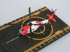 Runway24 RW075 USCG Coast Guard Helicopter UH-60 JayHawk Diecast 1:144 Scale