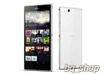 """Sony XPERIA Z Ultra C6802 White 6.4"""" LCD Quad-Core 8MP Android Phone By FedEx"""