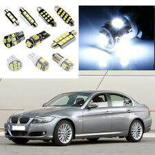 15×White LED Interior SMD Light Kit for BMW 3 Series E90 E91 E92 M3 2006-2011