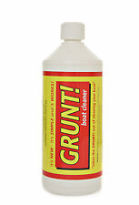 "Grunt Boat Cleaner ""takes the GRUNT out of cleaning your boat"" 1/2L"
