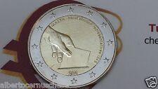 2 euro 2011 fdc UNC MALTA Malte Prime Elezioni 1849 First Elected Мальта