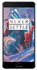 OnePlus 3 (Graphite, 64GB)+ 6 Months Manufacturer Warranty