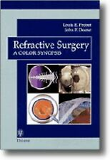 Refractive Surgery A Color Synopsis Louis E. Probst Paperback Book