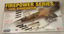 Lindberg 1/48 F-104C Starfighter Model Kit New