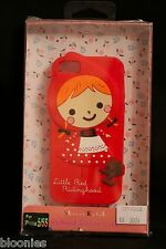 Shinzi Kaloh Redhood Silicone iPhone 5/5S Case (Little Red Riding Hood)