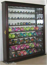Bouncy Ball/Marble Ball Display Case Shadow Box Wall Cabinet, MB02-MA