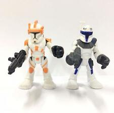 Star Wars Playskool Galactic Heroes Jedi Force Cody & CAPTAIN REX figure HA324