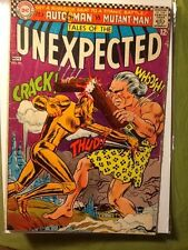 TALES OF THE UNEXPECTED #97 GD Auto Man VS Mutant Man! 1966