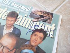 Craig Ferguson Signed Autographed Entertainment Magazine Cover PSA Guaranteed