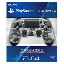 Official Sony PlayStation PS4 Dualshock 4 Controller Urban Camouflage NEW IN BOX