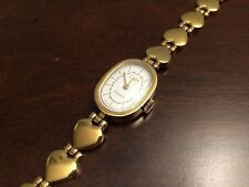 """Elegant Ladies' Russian Vintage Style Mechanical White Dial Watch """"Luch"""""""