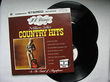 101 Strings Million Seller Country Hits-Alshire Records 2-116 Double Album