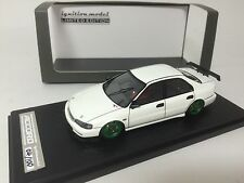 1/43 HPI Ignition Honda Accord 1996 JTCC White Test Car special for Peako IG0278