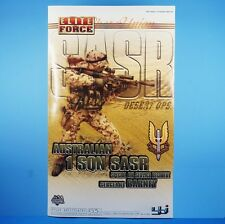BBI Elite Force 1:6 Figure Australian SASR Special Air Service Regiment 21426
