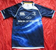 Leinster Rugby home jersey shirt CANTERBURY 2010-11 Bank of Ireland adult SIZE M