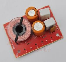 2pcs High Low 2 Way Hi-Fi Full-range Speaker Frequency Divider Crossover Filters