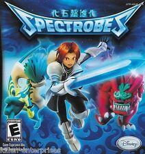 Spectrobes (Nintendo DS) DSi 3DS XL