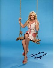 LAURA BELL BUNDY Signed Autographed Photo