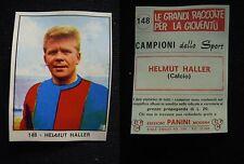 ***FIGURINA PANINI CAMPIONI DELLO SPORT 1966/67*** HALLER N. 148