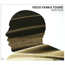 Mon Pays [Digipak] * by Vieux Farka Tour' (CD, May-2013, Six Degrees)