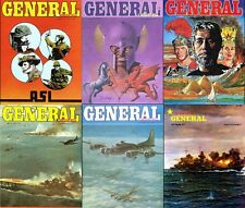Avalon Hill General Magazines every issue PDF AH ASL Plus Bonus Items