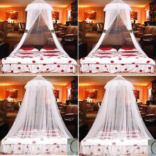 New Fashion Layer Round Lace Curtain Dome Bed Canopy Netting Mosquito Net