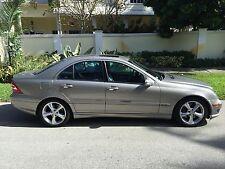 Mercedes-Benz : C-Class 4dr Sport Sd