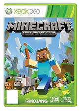 Minecraft Microsoft Xbox 360  game  2013.