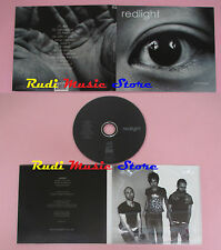 CD REDLIGHT Just a phase 2005 WONDERLAND WONDERR02 DIGIPACK (Xs5)lp mc dvd