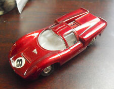 Vintage 1960s M Logo Diecast Lola T-70 Mark III AA-03 Race Car #2