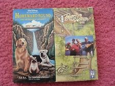 2 for 1 price -HOMEWARD BOUND-Incredible Journey/THE BUTTER CREAM GANG-good kids