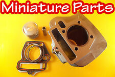 PITBIKE LIFAN 125CC PISTON CYLINDER BARREL KIT REBUILD 54MM ALLOY UPGRADE