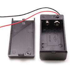 1Pcs 9v Battery Holder with ON/OFF Switch 9 volt Box Pack Power Toggle