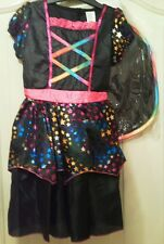 girl's fancy dress, halloween costume. Age 3-4yrs. Bnwt