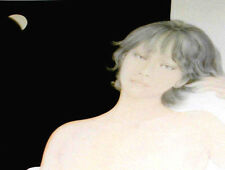 Japanese Naked Woman Painting Art Book 8 KIEKO KURIHARA Female Nude Body Canvas