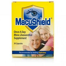 Macushield Once a Day Meso-Zeaxanthin Supplement 30 Capsules