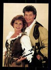 Marianne und Michael Autogrammkarte Original Signiert ## BC 75659
