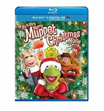 IT'S A VERY MERRY MUPPET CHRISTMAS MOVIE -  Blu Ray - Region free