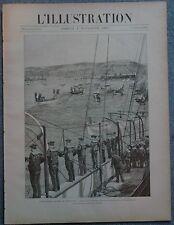 L'ILLUSTRATION 2645 DU 4/11/1893 BRESIL FLORIANO PEIXOTO  GREVES HOUILLERES NORD