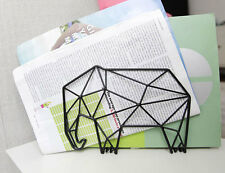 Elephant Letter Organizer for Desk or Wall Hanging by Kikkerland