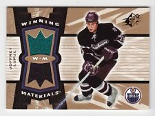 2006-07 NHL SPx Winning Materials Jerseys # WM-JL Joffrey Lupul