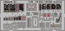Eduard Zoom FE822 1/48 Kawasaki Ki-61-Id Hien Tamiya